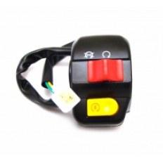 JUNAK 103/104 ZESPÓŁ PRZEŁĄCZNIKÓW PRAWY (kostka 3 piny) (automatyczny włącznik świateł)