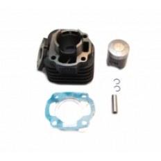 SILNIK 2-SUW CYLINDER KPL. (40mm) (zestaw tłok pierścienie sworzeń 10mm 2x uszczelki)