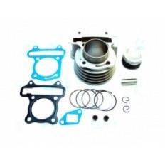 SILNIK 4-SUW CYLINDER KPL. 4-SUW (Q47mm) (zestaw tłok grafitowany pierścienie sworzeń 3x uszczelki uszczelniacz)
