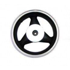 FERRO 303 FELGA 12x3,50 KOŁA TYŁ CZARNA (19 frezów; 4-SUW; szczęki) (aluminiowa)