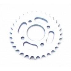 JUNAK M11/M11 Cafe/M25 125CCM/320CCM/250CCM ZĘBATKA Z-32 (do łańcucha H530) NAPĘDOWA TYŁ (wew.58mm / 4 otwory / rozstaw śrub 63mm) (2010-2013)