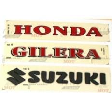 NALEPKA HONDA/YAMAHA/SUZUKI/KAWASAKI/GILERA/PIAGGIO
