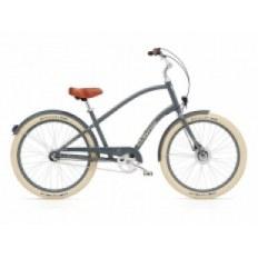 """Rower ELECTRA 26"""" TOWNIE BALLOON 3i BIEGOWY, SZARY, MĘSKI BŁOTNIK 3/4 285001"""