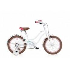 """Rower ELECTRA 16"""" SOFT SERVE 1 BIAŁY 528774"""