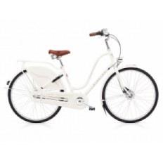 """Rower ELECTRA 28"""" AMSTERDAM ROYAL 8i BIEGOWY, BIAŁY, ALUMINIOWY DAMSKI 292053"""