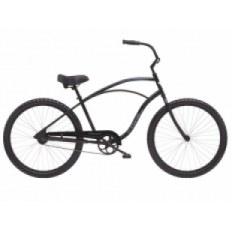 """Rower ELECTRA 24"""" CRUISER 1 BIEGOWY, CZARNY, MĘSKI 513001"""